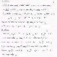 b.Οργανική σύνθεση του κλασικού συνθέτη Πέτρου του Πελλοπονησίου (18ος αιώνας)