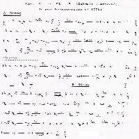 a.Οργανική σύνθεση του κλασικού συνθέτη Πέτρου του Πελλοπονησίου (18ος αιώνας)